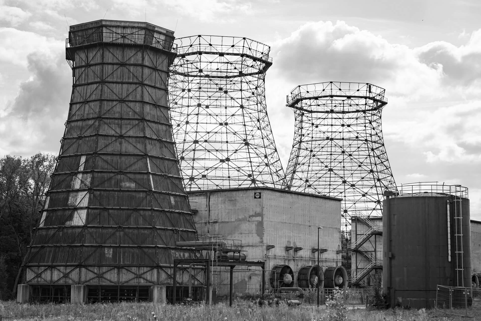 Ruhrgebiet, Industriekultur, Zollverein, Kühltürme