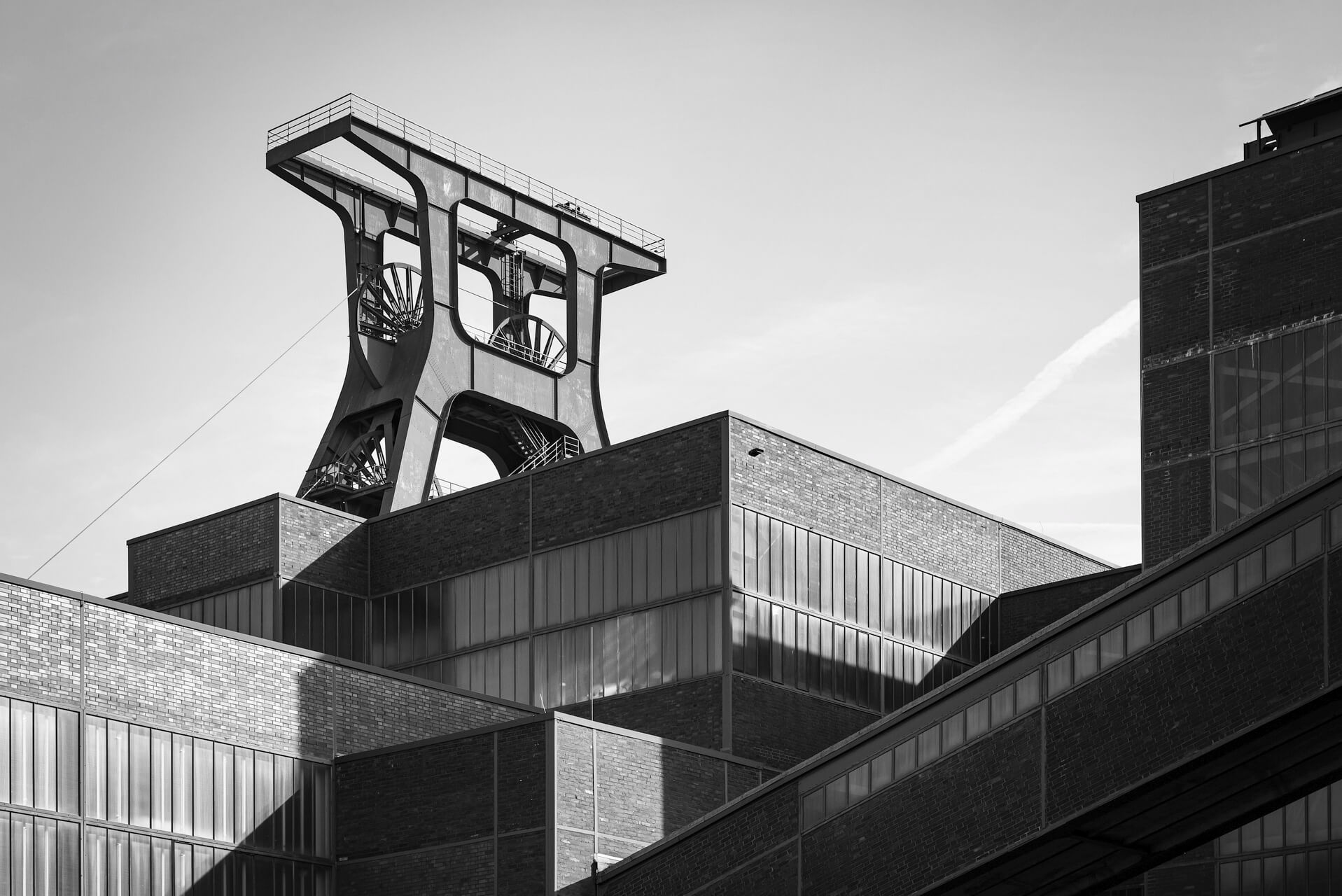 Ruhrgebiet, Industriekultur, Zeche Zollverein