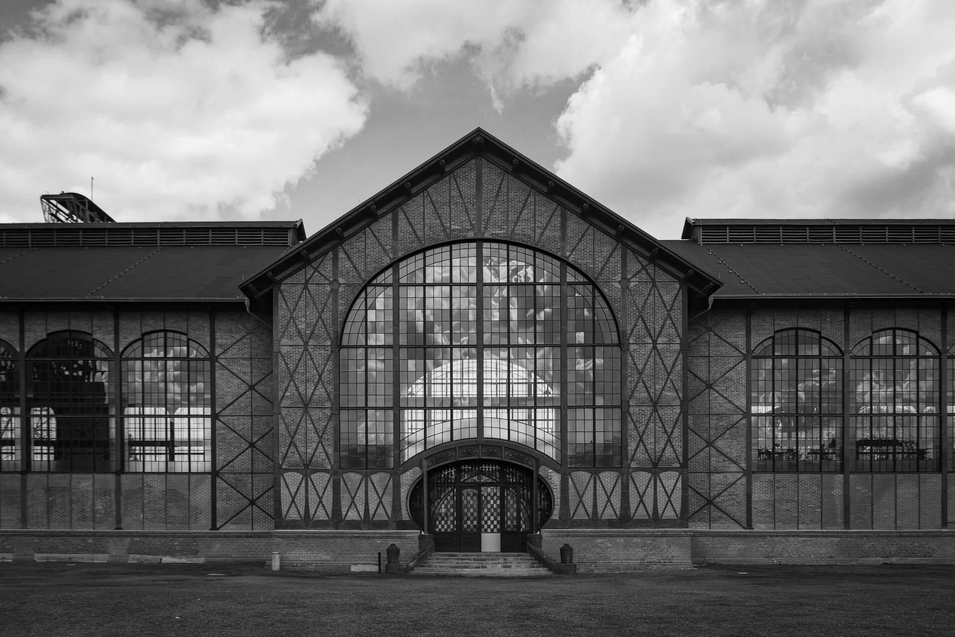 Ruhrgebiet, Industriekultur, Zeche Zollern, Maschinenhalle