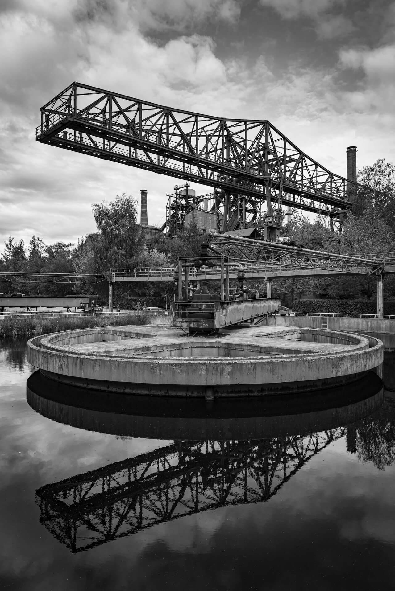 Ruhrgebiet, Industriekultur, Duisburg LaPaDu, Krokodil