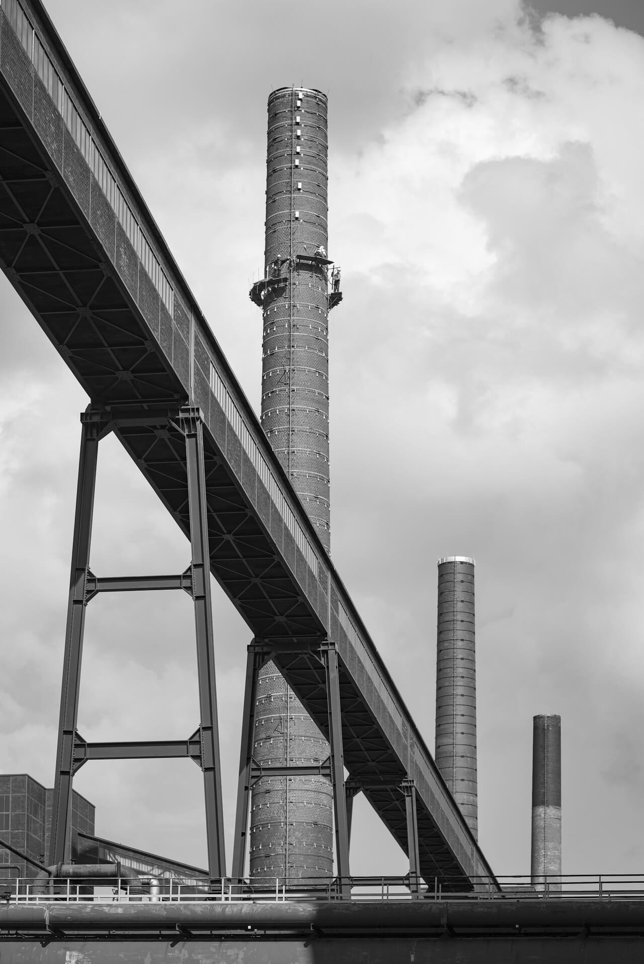 Ruhrgebiet, Industriekultur, Kokerei Zollverein