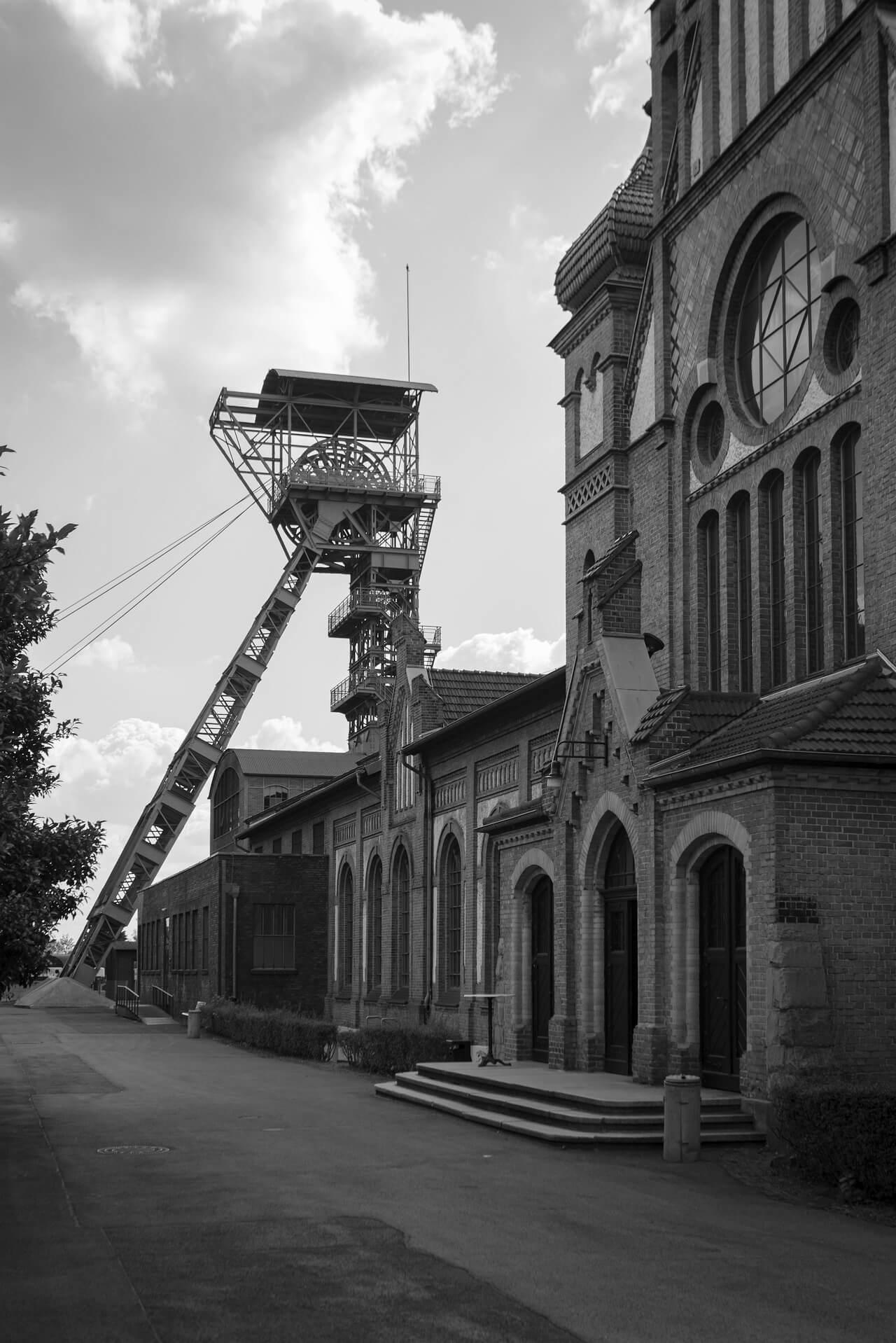 Ruhrgebiet, Industriekultur, Zeche Zollern