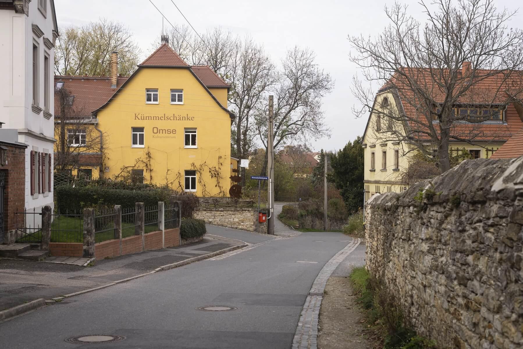 Dresden - Omsewitz