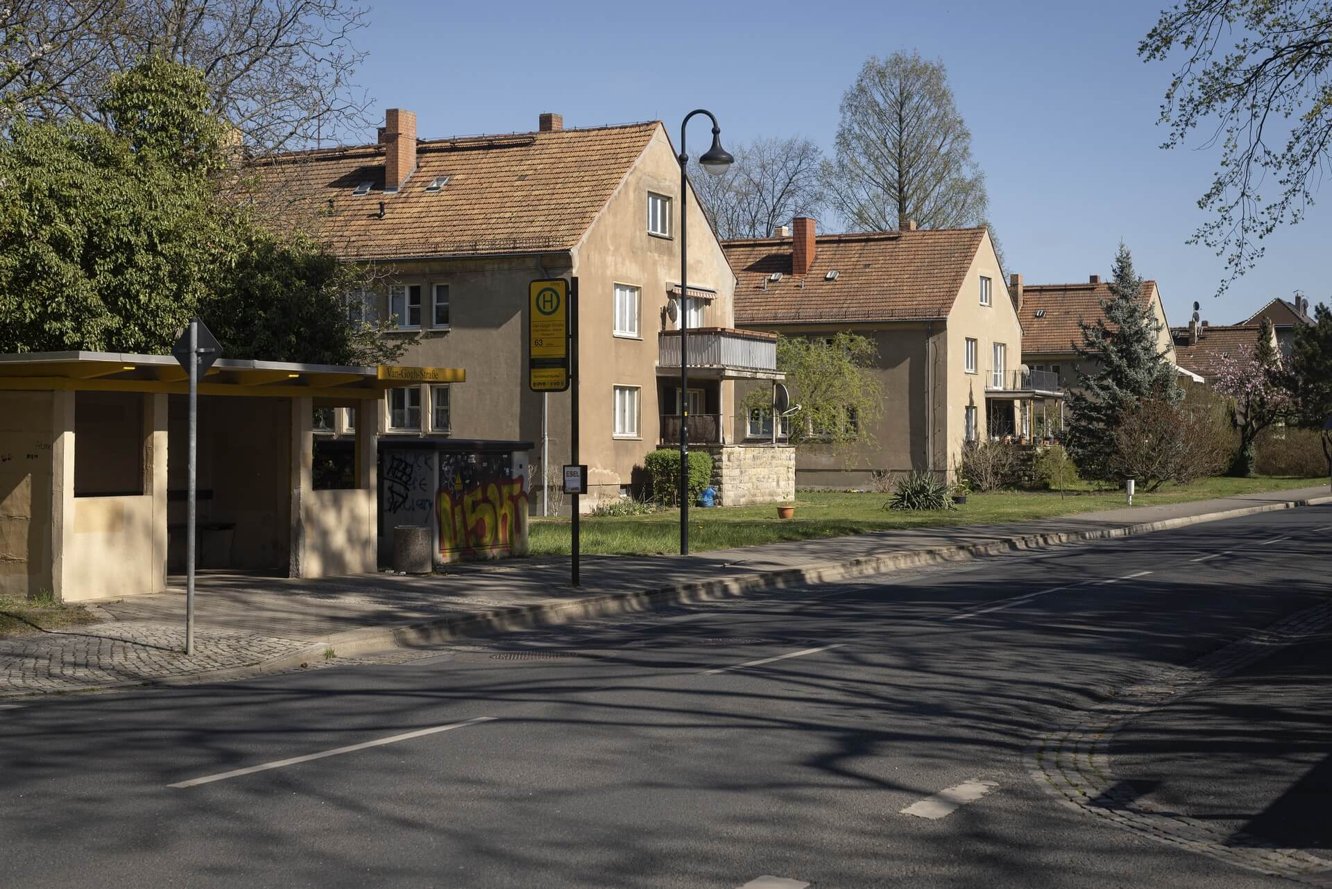 Dresden - Hosterwitz