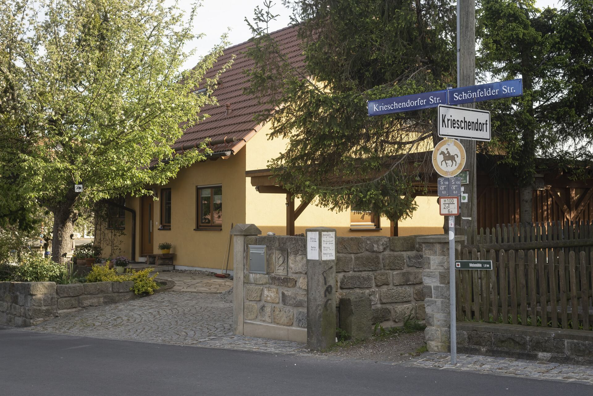 Dresden - Krieschendorf