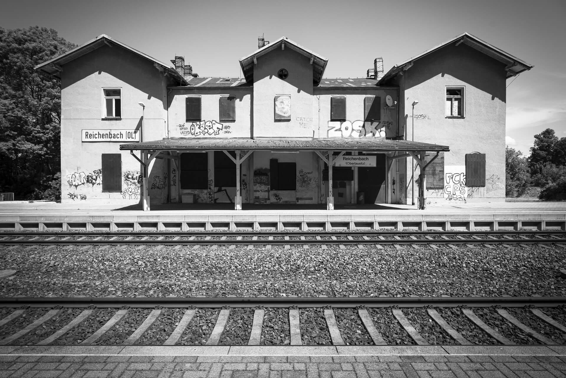 Reichenbach, Bahnhof