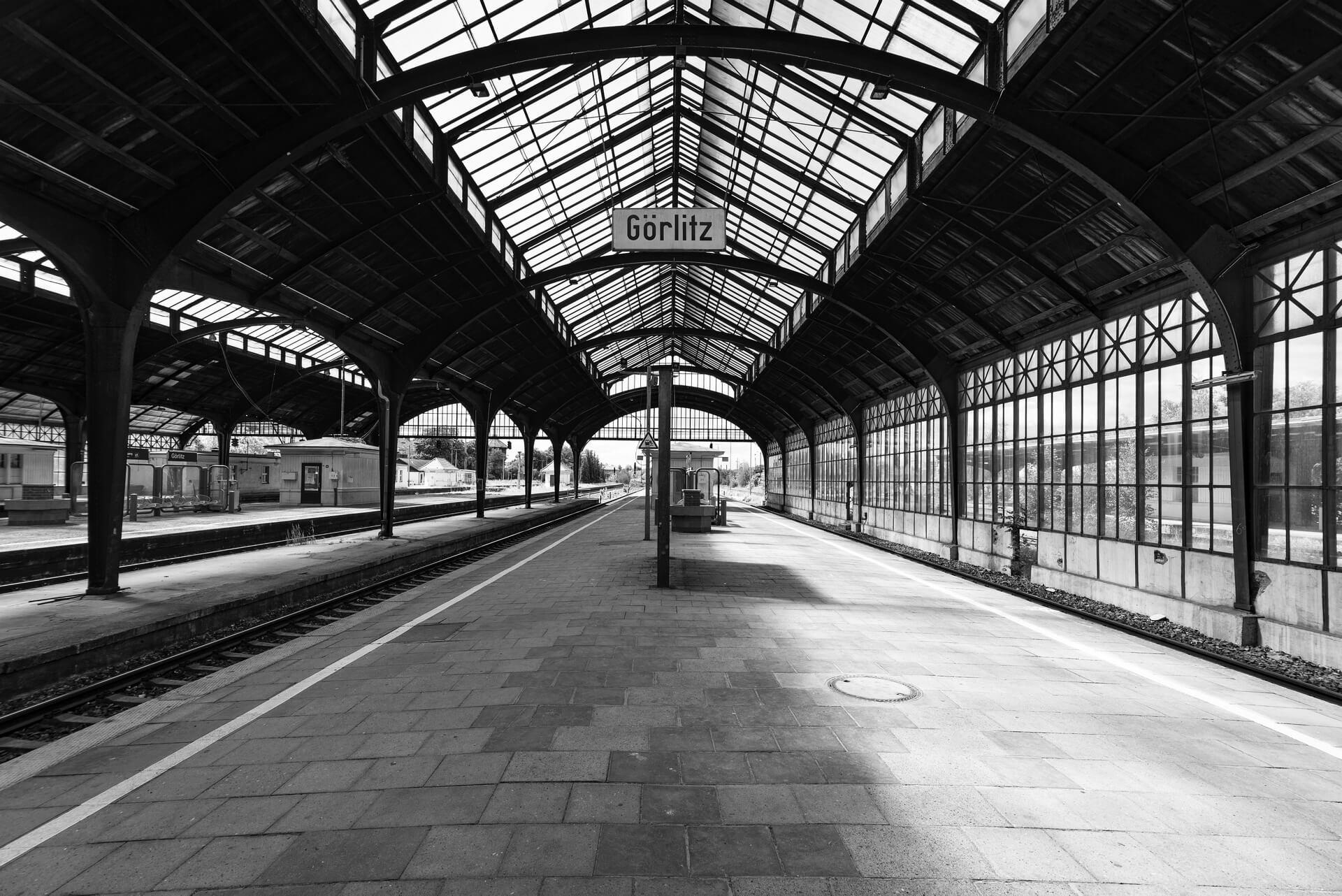 Görlitz, Bahnhof