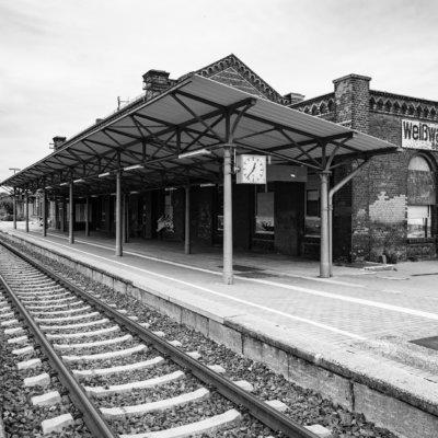 Weißwasser, Bahnhof