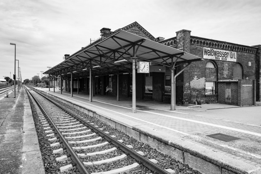 Provincial train stations – a continuation