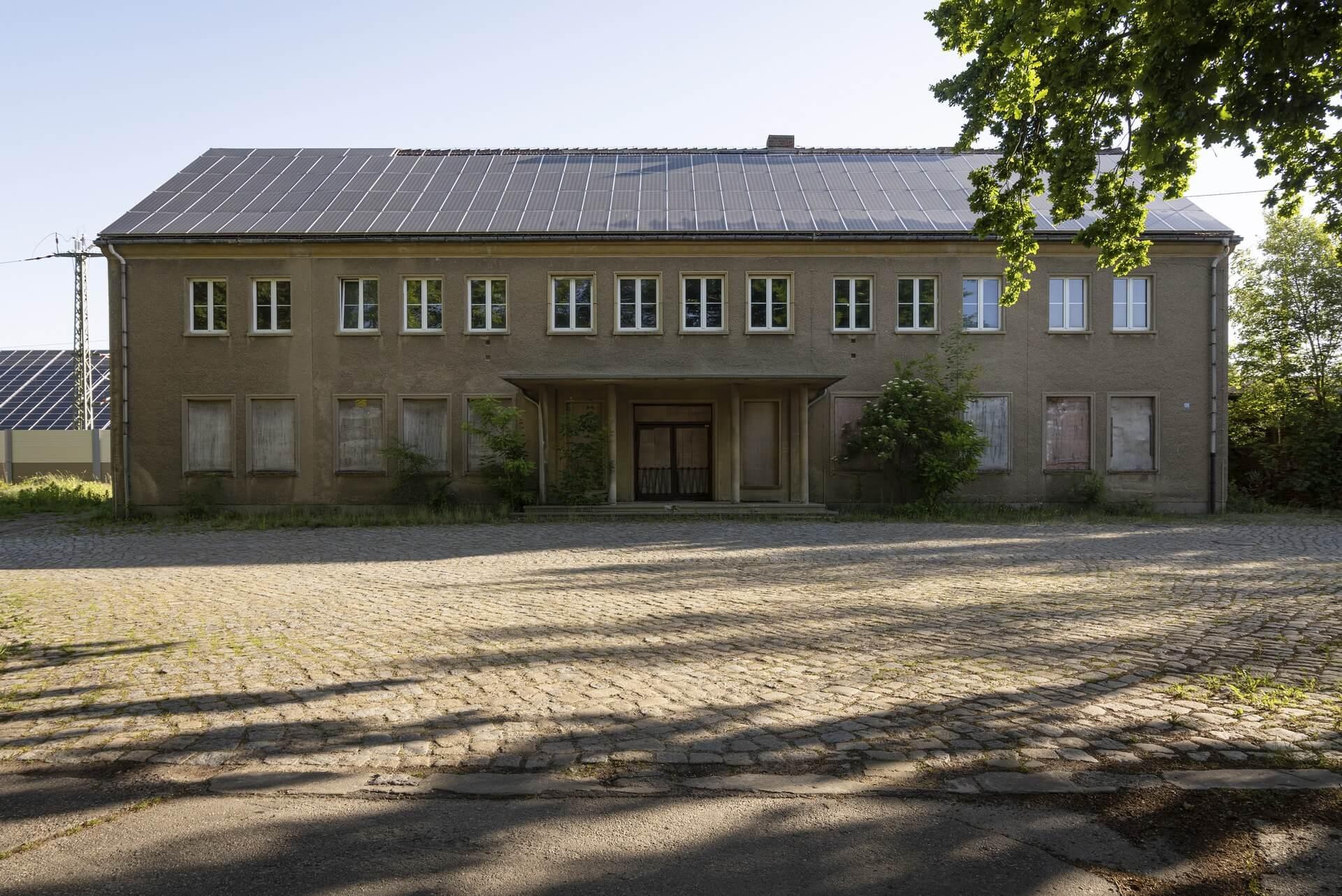 Mücka, Bahnhof