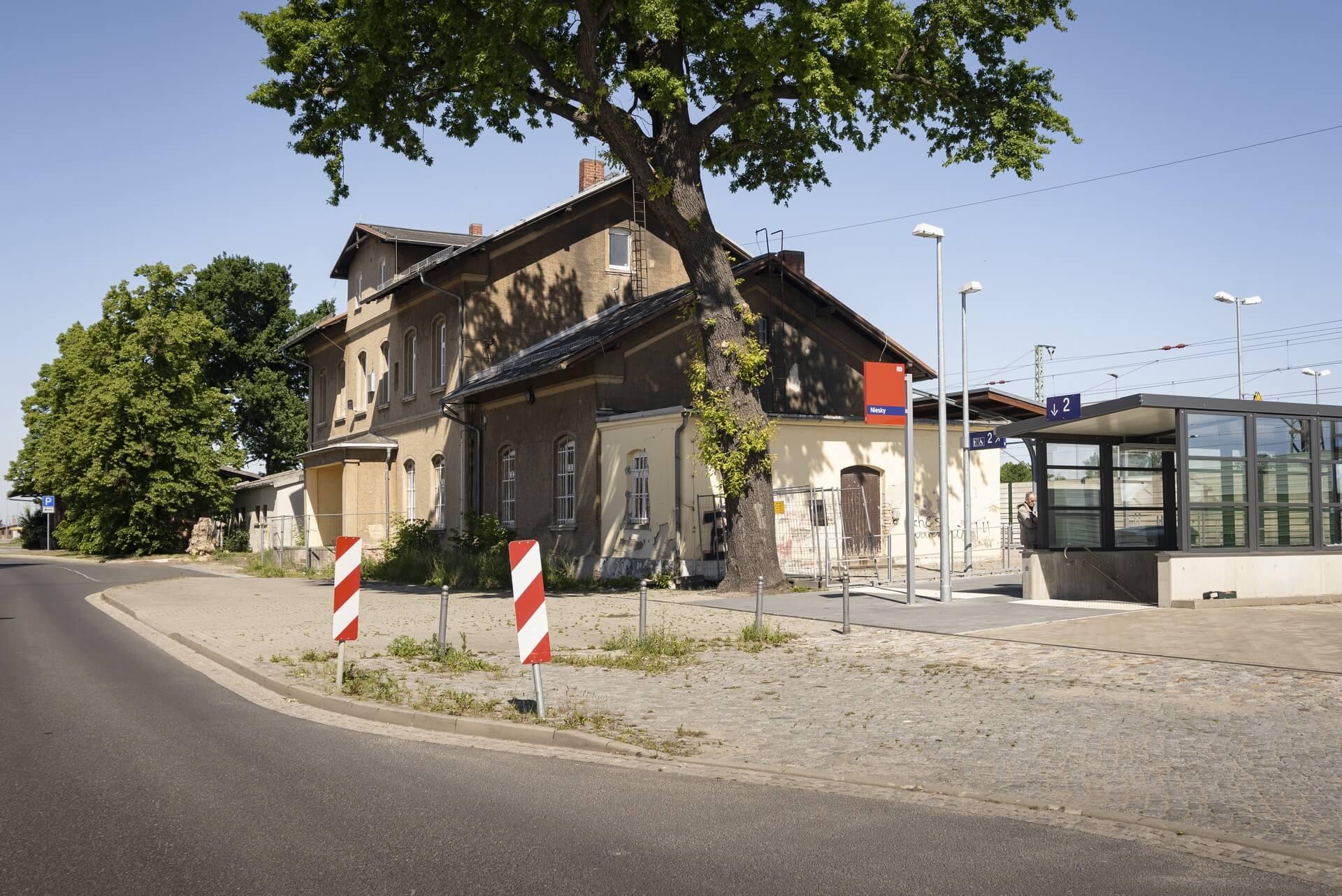 Niesky, Bahnhof