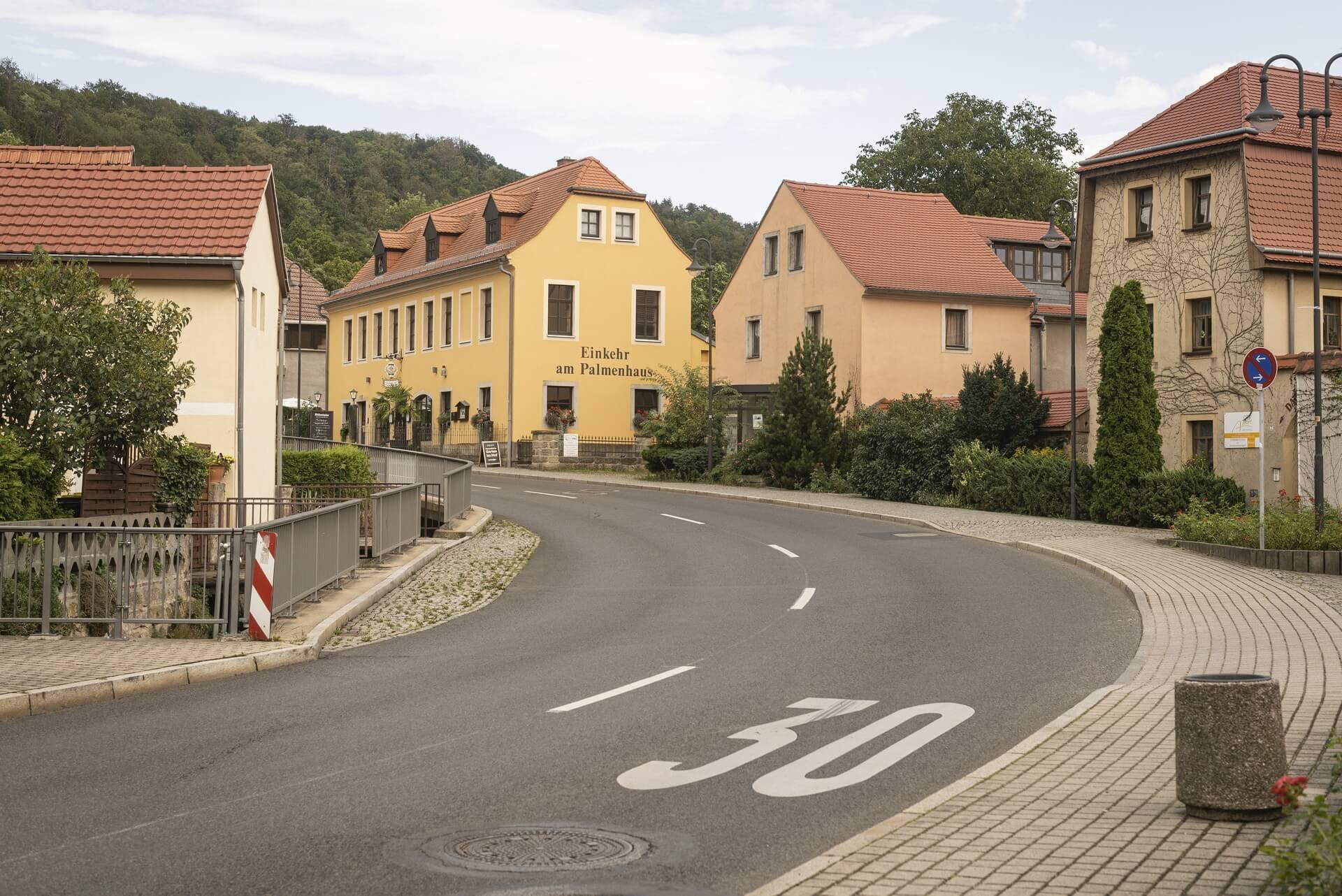 Dresden - Pillnitz